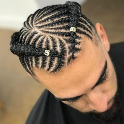Fresh 55 hot braided hairstyles for men video faq men Hair Braid Styles For Guys Choices
