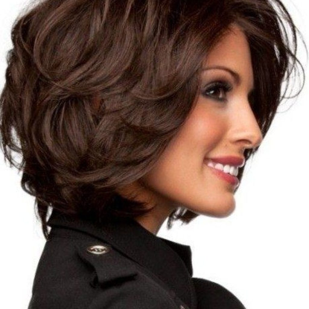 Fresh 60 classy short haircuts and hairstyles for thick hair Short Layered Hairstyles With Bangs For Thick Hair Inspirations