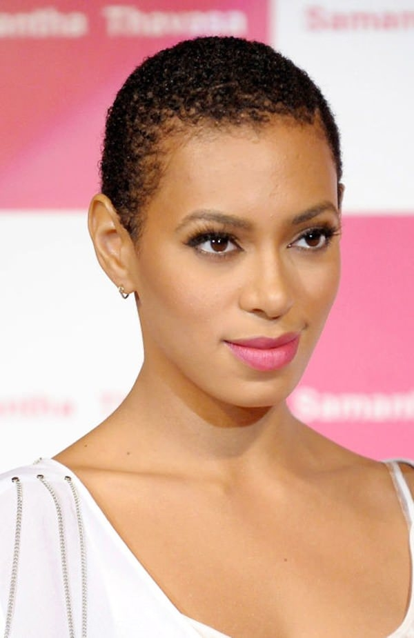 Fresh 61 short hairstyles that black women can wear all year long Hairstyles For Afro Short Hair Ideas