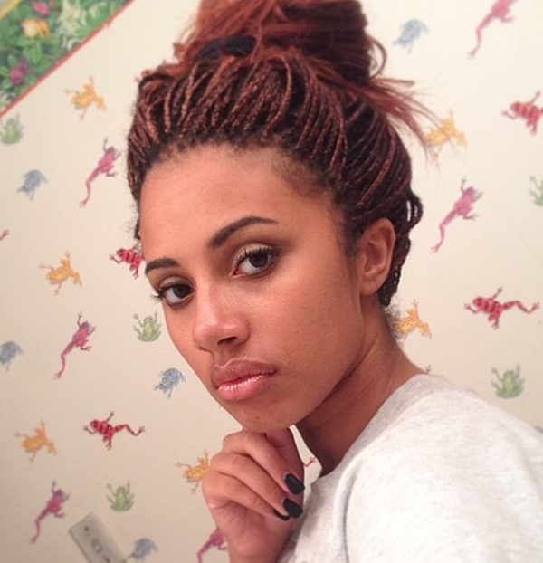 Fresh 65 best micro braids to change up your style Hairstyles For Micro Braid Hair Inspirations