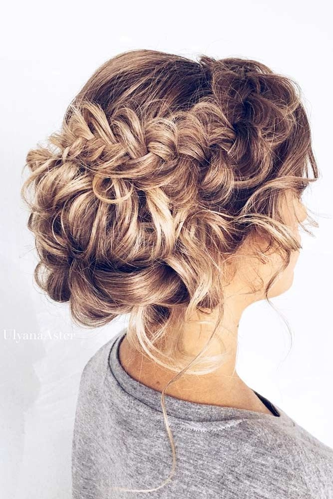 Fresh 68 stunning prom hairstyles for long hair for 2020 hair Wedding Prom Hairstyle For Long Hair. Braided Updo Choices