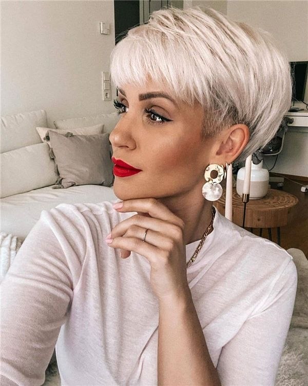 Fresh 70 new short pixie hairstyles you cant miss for 2020 in Style Suitable For Short Hair Choices