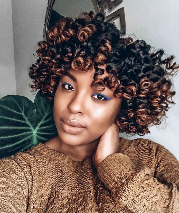 Fresh a guide to setting your hair with flexi rods Flexi Rod Styles For Short Hair Choices