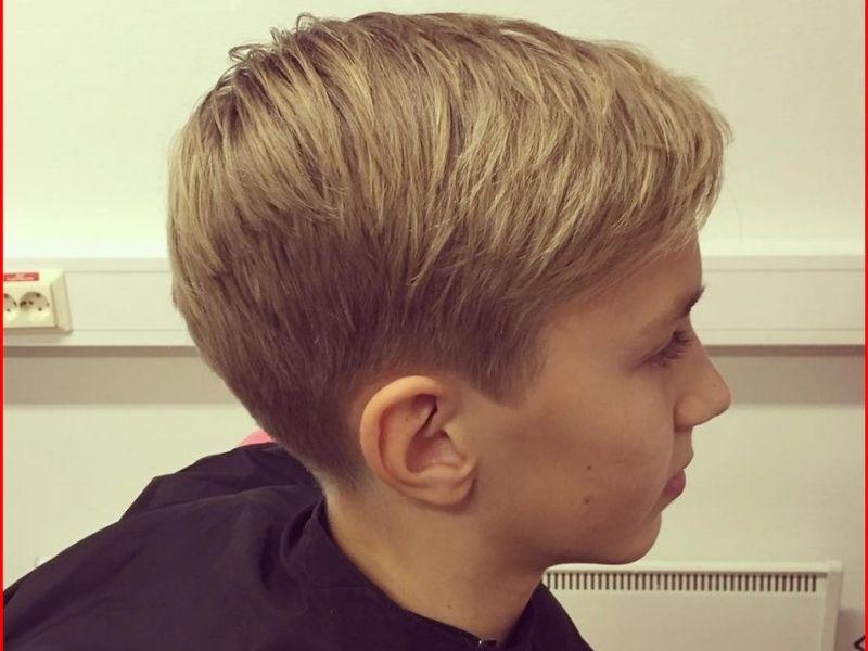 Fresh best 13 year old haircuts boy haircuts short boy haircuts Short Hairstyles For 13 Year Old Guys Choices