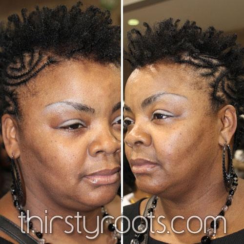 Fresh braid hairstyles for short hair Braided Hairstyles For Short Natural Hair For Black Women Choices