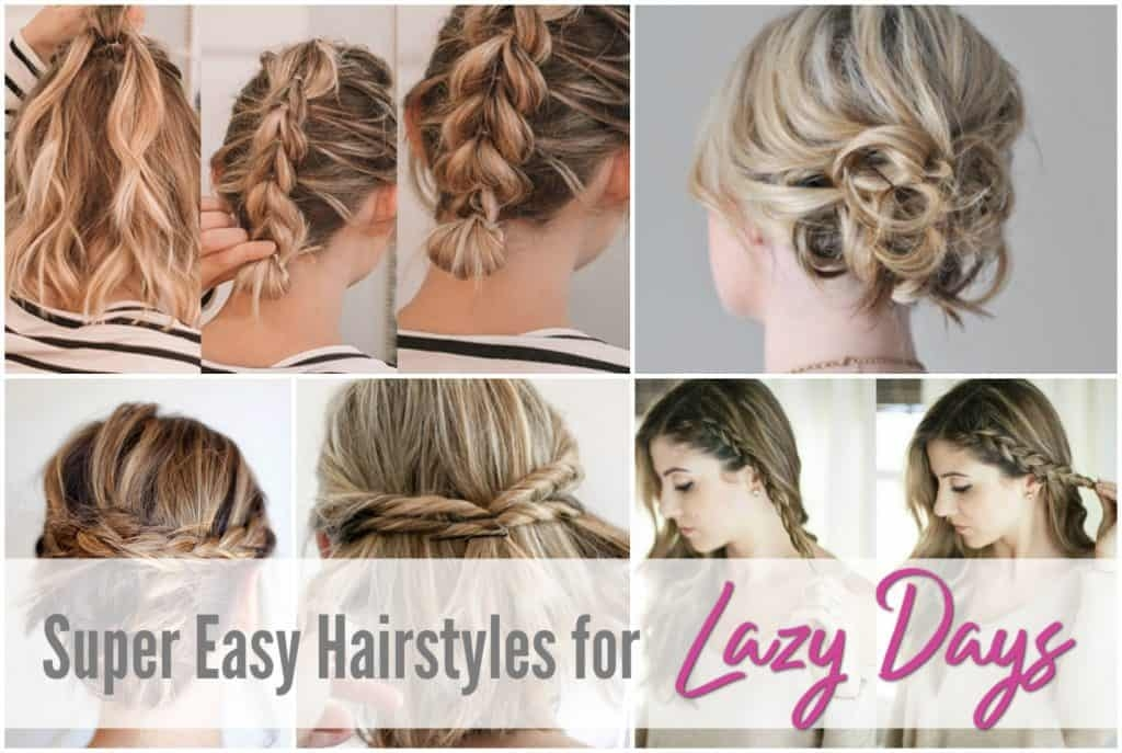 Fresh easy hairstyles for short to medium length hair see mama go Easy Hairstyles For Short Hair To Do At Home Choices