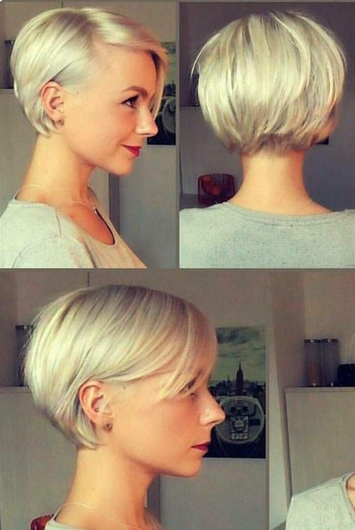 Fresh for when i grow it out again hair styles short hair Styling Ideas For Really Short Hair Ideas