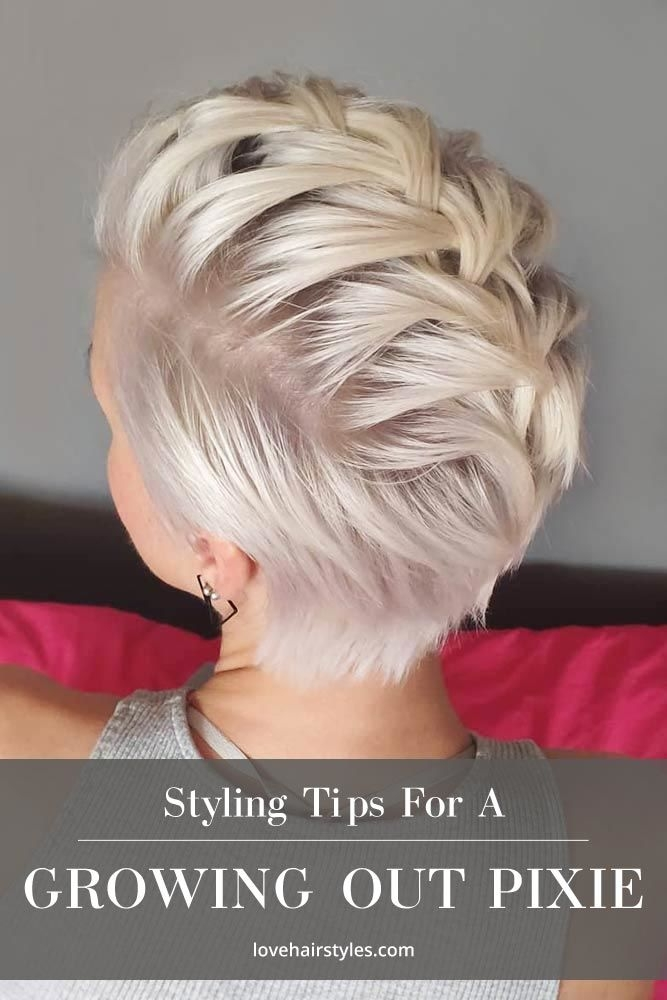 Fresh growing out a pixie your guide to making it easy Growing Out A Short Haircut Styling Tips Inspirations