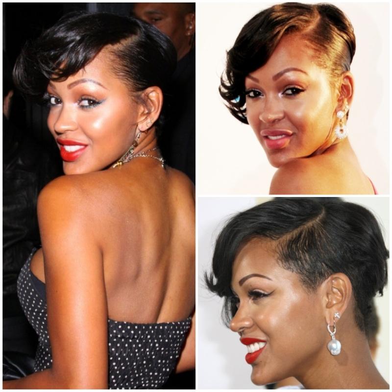 Fresh haircut ideas be aveda Megan Good Short Hair Styles Choices
