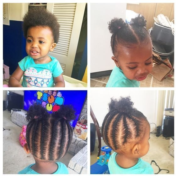 Fresh hairstyles for kids with short natural hair short hair for Natural Hairstyles For Kids With Short Hair Inspirations