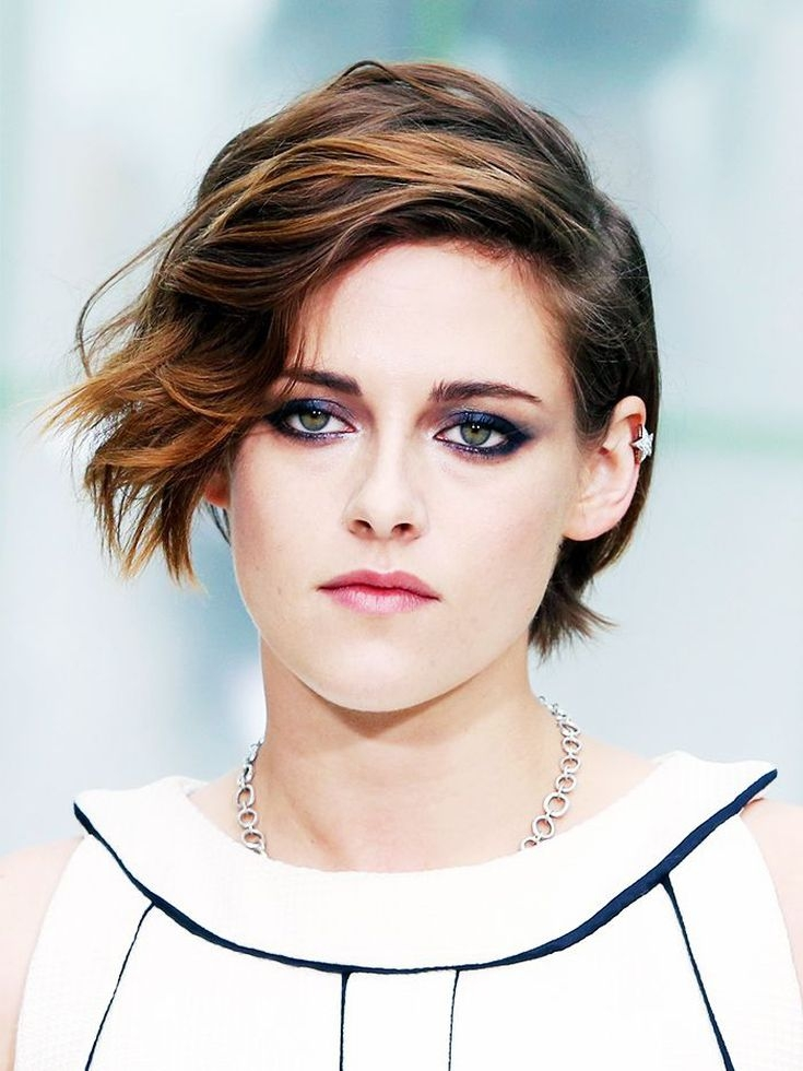 Fresh how to style short hair 30 easy short hairstyles Styling Tips For Short Thick Hair Ideas