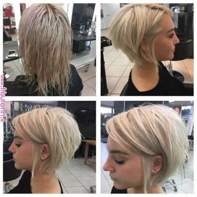 Fresh kurze frisuren kurze frisuren thin hair haircuts thick Hairstyle For Short Hair Pinterest Choices