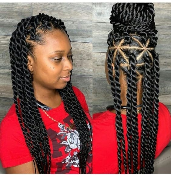 Fresh long african dresses 2019 for ladies best fashionable New Braid Hair Styles Inspirations