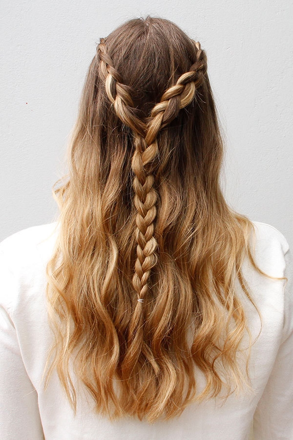 Fresh our best braided hairstyles for long hair more Hairdos Braids Long Hair Inspirations