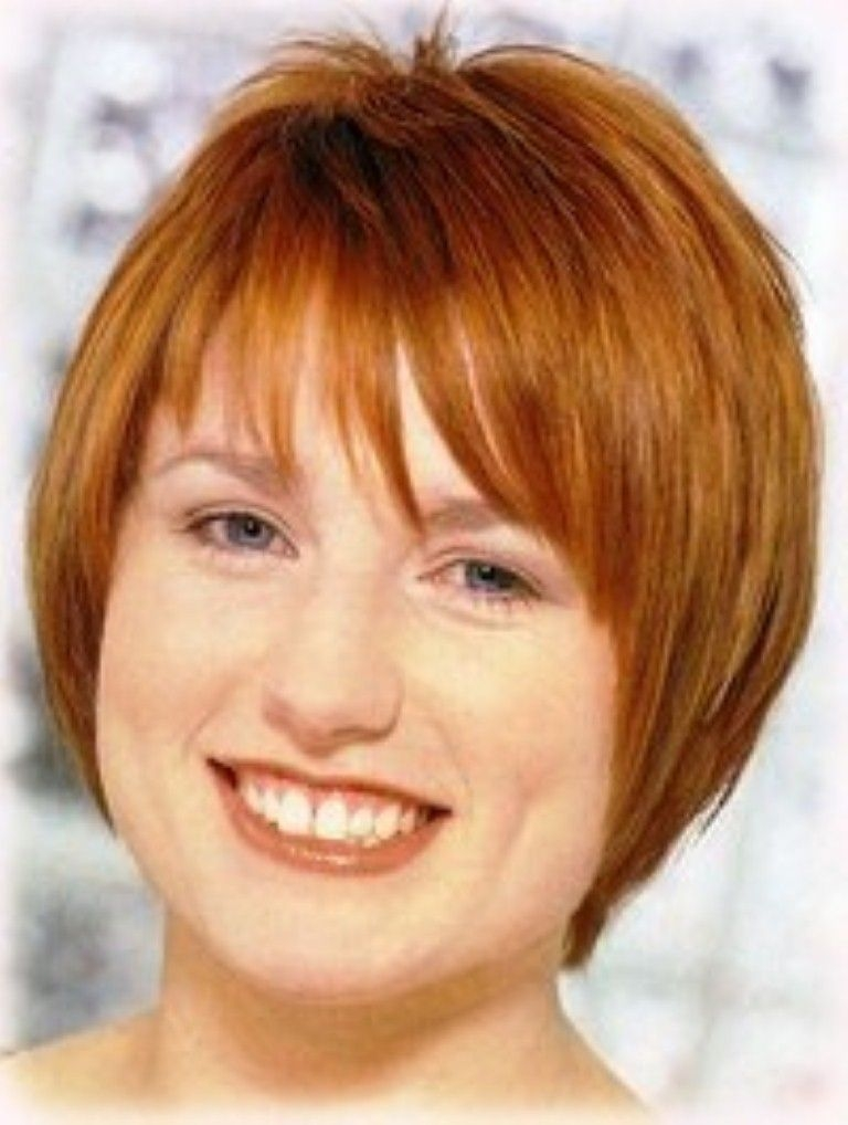 Fresh pin on hairstyles for overweight women over 50 Short Haircuts For Fat Women Choices