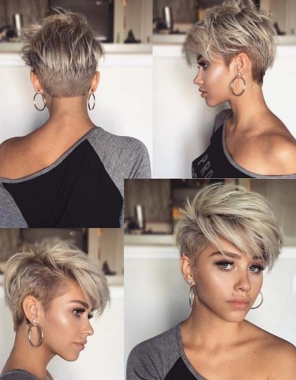 Fresh pin on hairstyles to try Styling Ideas For Very Short Hair Choices