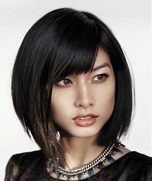 Fresh pin on my style Short Hairstyles For Fine Asian Hair Choices