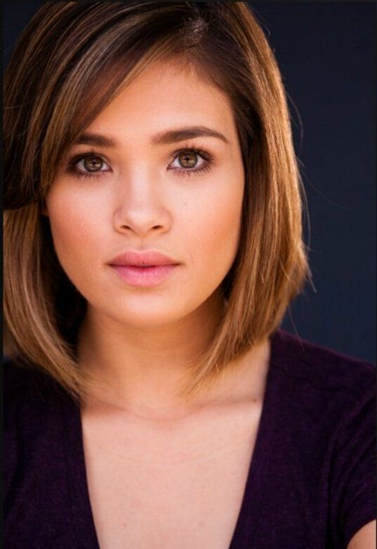 Fresh pin on new do Short Haircuts For Straight Hair And Round Faces Inspirations