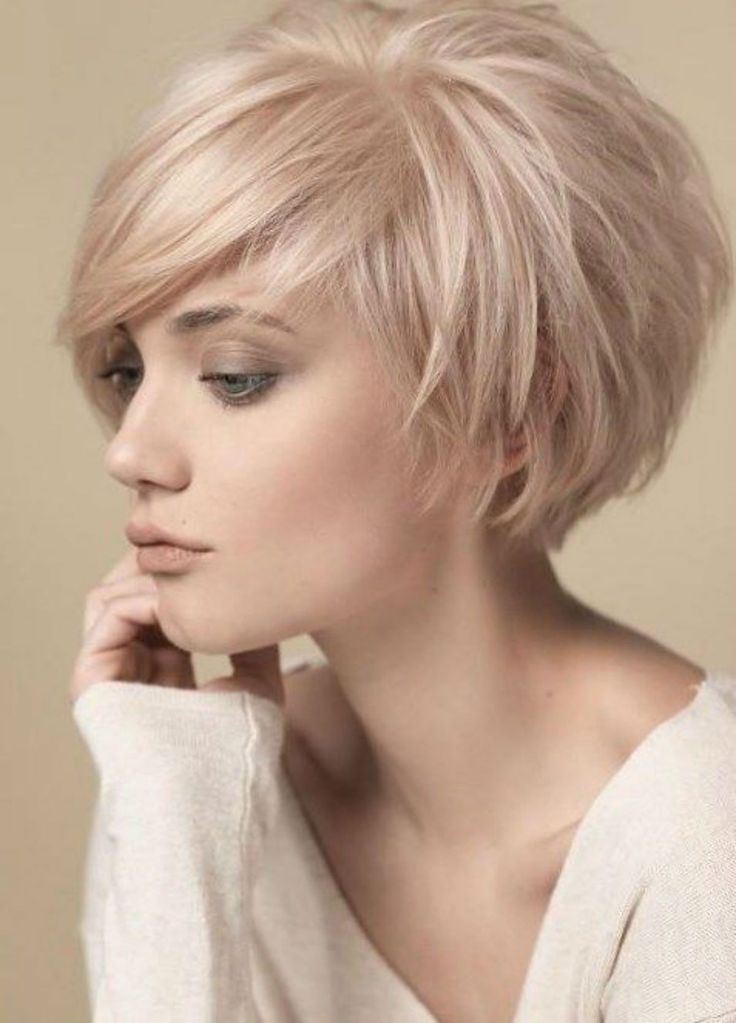 Fresh pin on short and sweet Style Suitable For Short Hair Choices