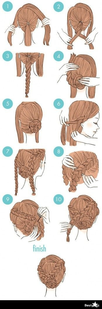Fresh quick easy hairstyles for school for short hair fresh easy Cute Easy Hairstyles For Short Hair For School Inspirations