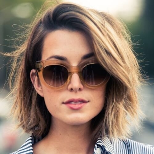 Fresh rock those side swept bangs do it in style 50 ideas Cute Hairstyles For Short Hair With Bangs To The Side Choices