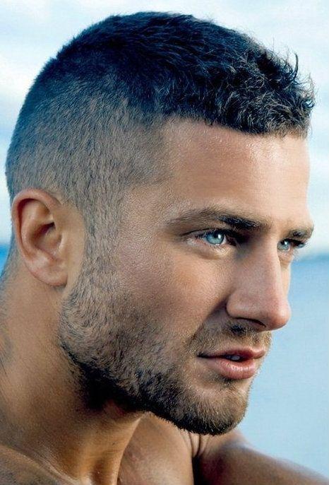 Fresh short haircut for men with thick hair caesar hairstyles Short Haircuts For Men With Thick Hair Choices