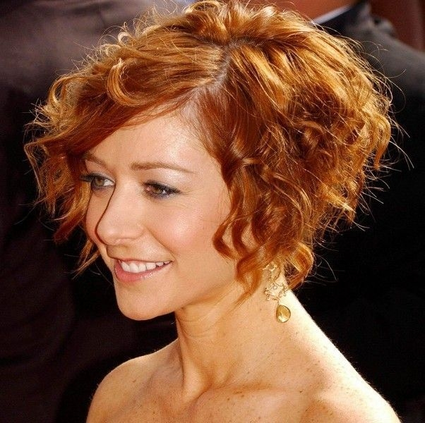 Fresh short haircuts for curly hair and heart shaped face 602 Short Haircuts For Curly Hair Long Face Choices