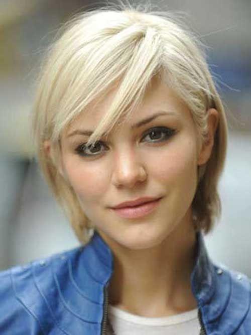 Fresh short haircuts straight fine hair 500667 pixels thin Cute Short Haircuts For Women With Fine Hair Choices