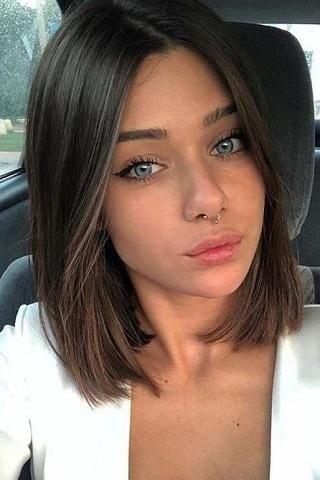 Fresh short hairstyles for fine hair in 2020 medium hair styles Short Hairstyles Shoulder Length Inspirations