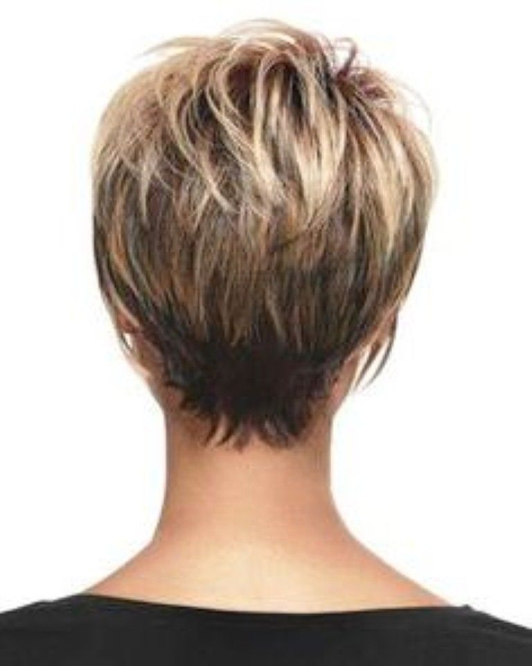 Fresh shortbobhairstylesbackview back to post short stacked Women'S Short Stacked Haircuts Ideas