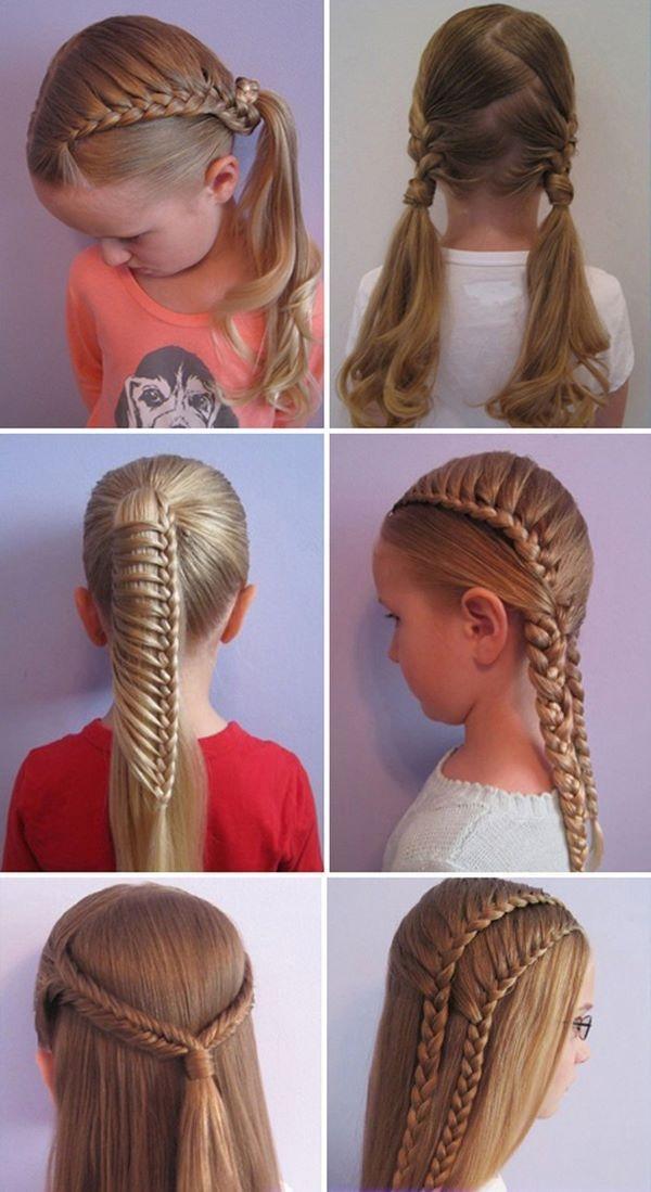 Fresh tendencias peinados actuales colegio trenzas tipos Hairstyles For Short Hair For School Dailymotion Choices