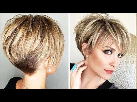 Fresh top 10 hottest pixie and short haircut ideas for short hair Short Hairstyles Ideas