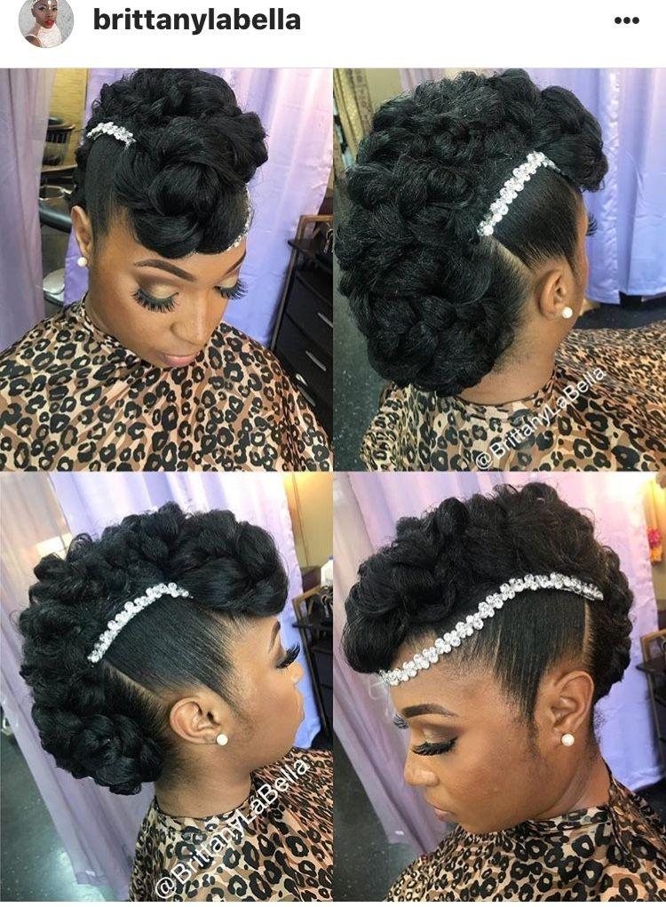 Fresh wedded bliss hair natural afro hairstyles natural hair Short Natural Hair Wedding Styles Inspirations