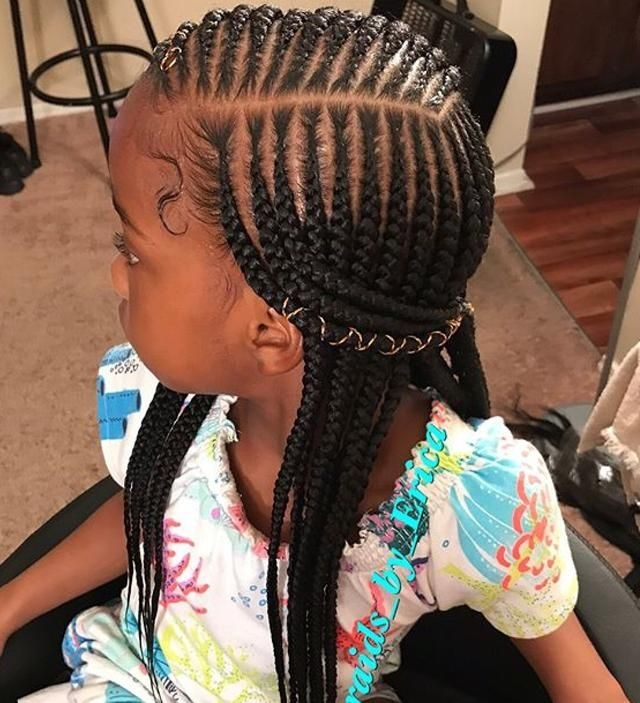Fresh whoops braided hairstyles kids braided hairstyles lil Little Black Girl Braided Hairstyles Choices