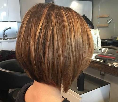 gorgeous highlights for short hair short hairstyles Highlight Short Hair Styles Inspirations