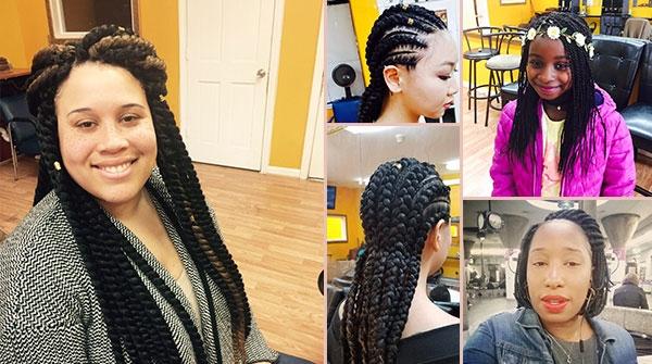 hair braid stylists boston ma simina african hair braiding African Hair Braiding Boston Ideas