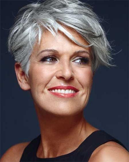 haircut ideas for grey and silver hair iles formula Short Haircuts For Silver Hair Inspirations