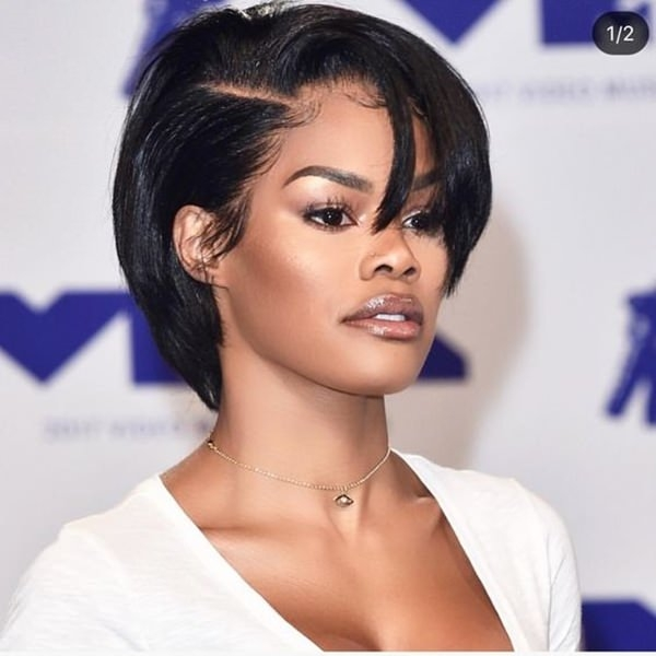 hairstyles for short straight natural hair Styles For Short Straight Natural Hair Ideas