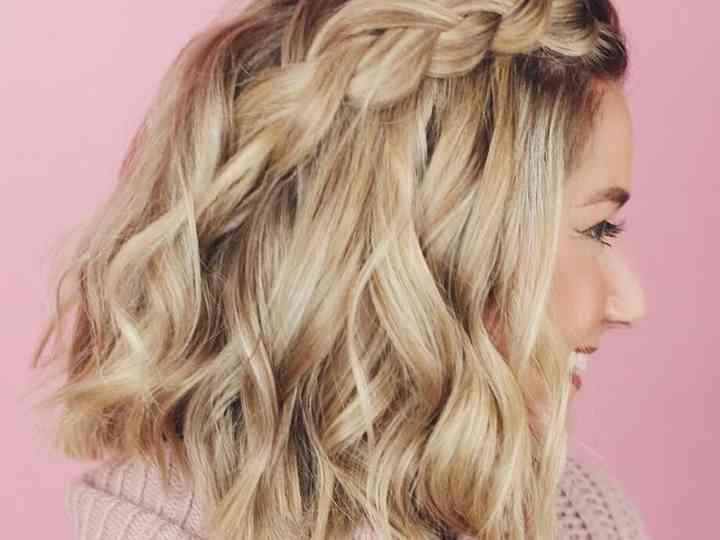 half up half down hair hitchedcouk Bridal Hairstyles Half Up Braid Inspirations