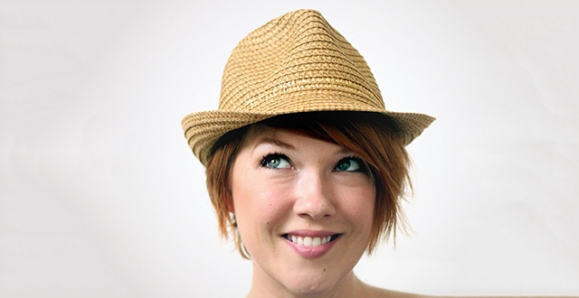 how to wear a hat with short hair useful tips for a woman Hats For Short Hair Styles Ideas