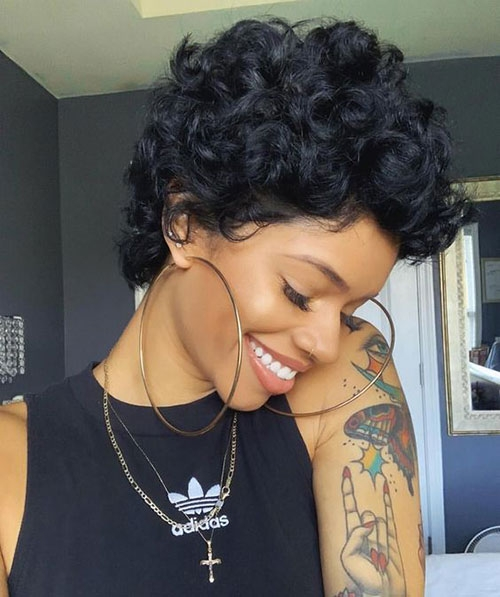 in style short haircuts for black women short haircut Black Female Short Haircut Styles Choices