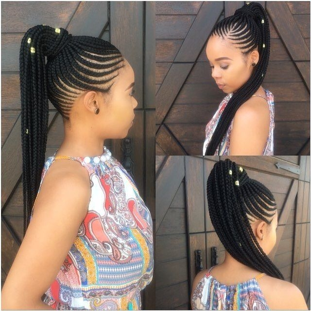kkeitu south africa high ponytail hairstyles hair styles South African Hair Cornrows