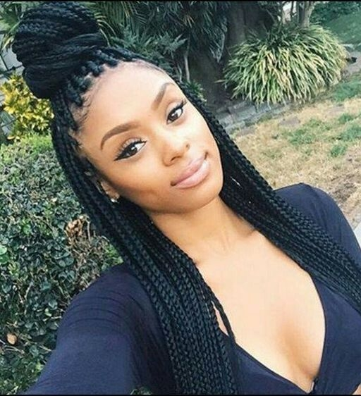 knowing great choices in braids styles single braids Individual Hair Braid Styles Inspirations