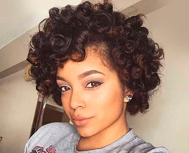 natural hairstyles for african american women and girls African American Women Natural Hairstyles