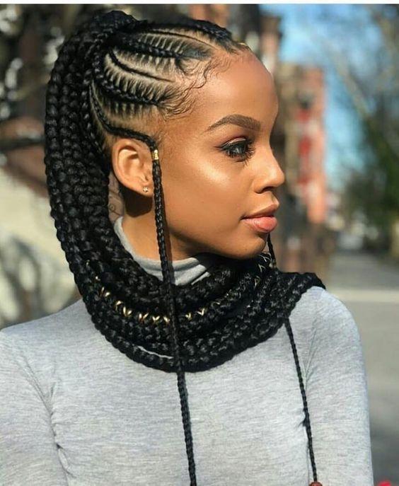 pferdeschwanz frisuren fr schwarze frauen forblackwomen Hairstyle Ideas African American Ideas