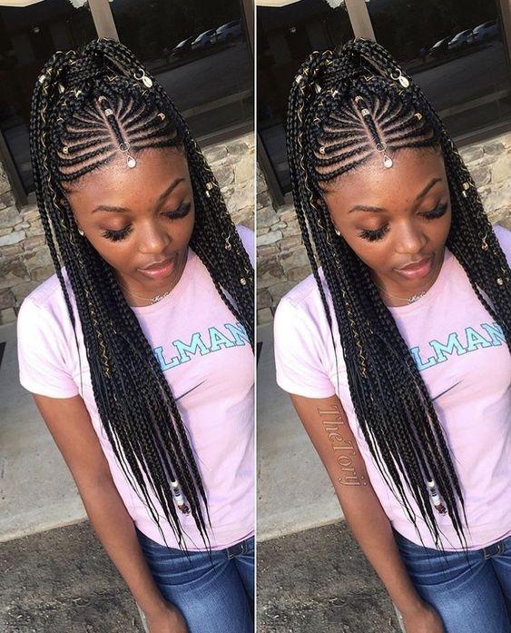 pin lennie williams on hairstyles african hair braiding Braid Black Hair Hairstyles Female Choices