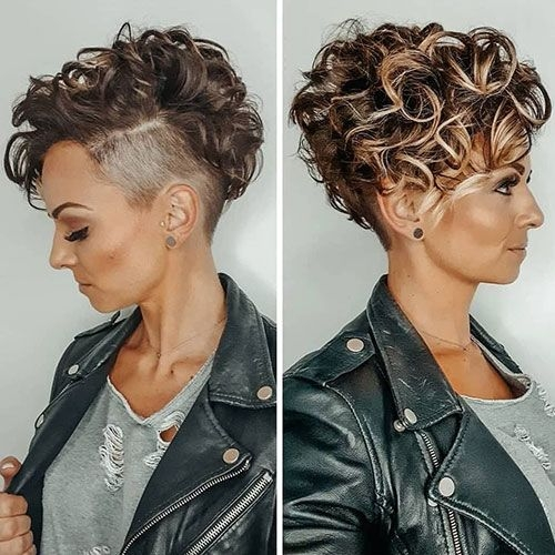 pin on best hairstyles for women Haircut Styles For Curly Short Hair Inspirations