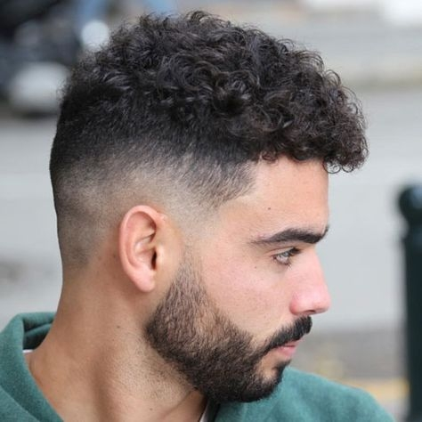 pin on Hairstyles For Short Curly Hair Male Inspirations