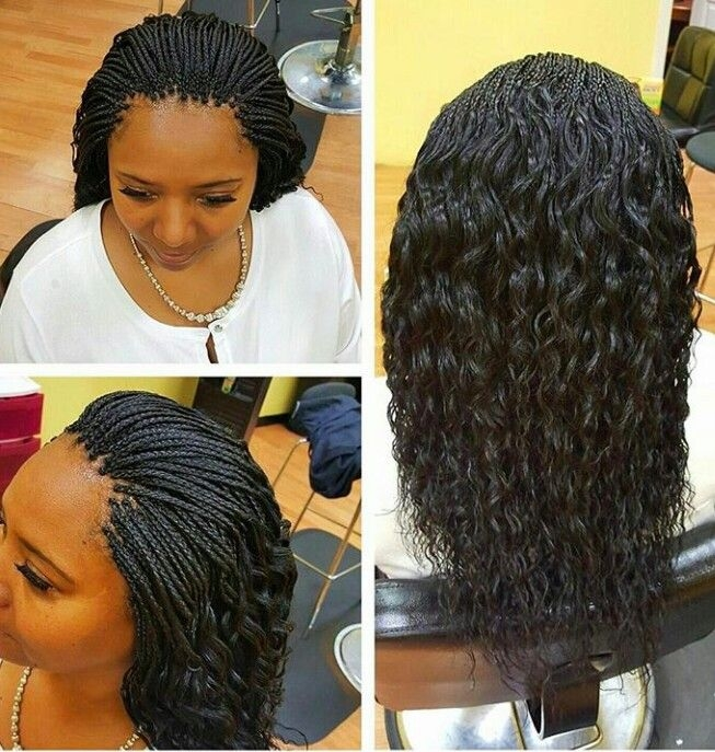 pin on natural hair style braids Micro Braids Hairstyles Pictures Choices