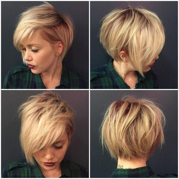 pin on pixie Short Hairstyles For Full Faces Inspirations